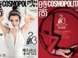 Lý Băng Băng nóng bỏng trên bìa tạp chí Cosmopolitan
