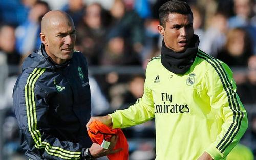 Nhờ Zidane, Ronaldo có mùa giải hay nhất sự nghiệp - 1