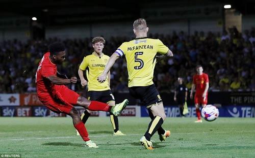 Burton – Liverpool: Giải phóng năng lượng - 1