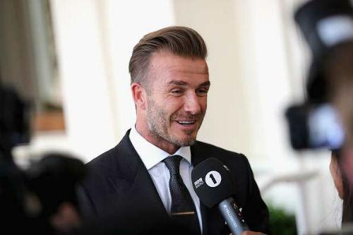 Siêu sao đá bóng giỏi kinh doanh tài: Beckham là số 1 - 5