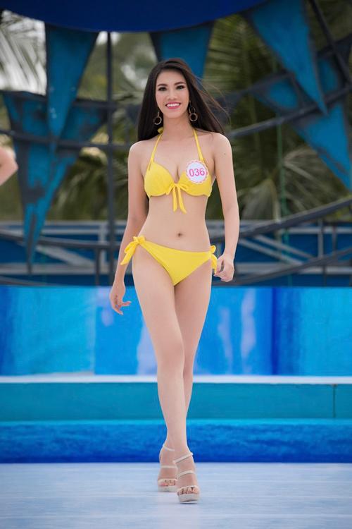 """3 mỹ nữ của Hoa hậu VN nóng """"bỏng mắt"""" hậu giảm cân - 7"""