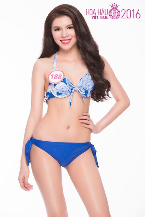 """3 mỹ nữ của Hoa hậu VN nóng """"bỏng mắt"""" hậu giảm cân - 12"""