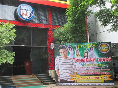 Quán bia ở Sài Gòn khiếu nại quán bia tại Nghệ An - 1