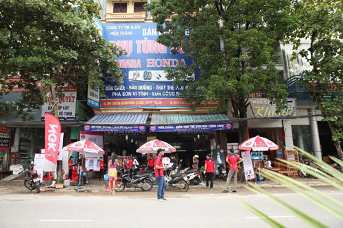 Bảo vệ sức khỏe Bugi cho xe máy cùng NGK Việt Nam - 1