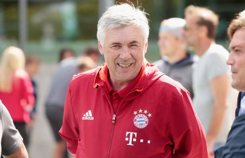 Hy hữu: Ancelotti bổ nhiệm con trai làm trợ lý - 2