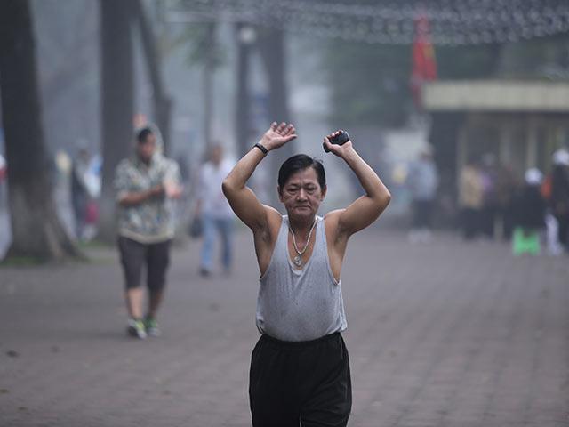 """Hà Nội thành """"Sa Pa thứ hai"""" trong buổi sáng chớm thu - 5"""