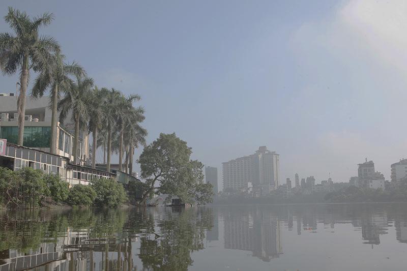 """Hà Nội thành """"Sa Pa thứ hai"""" trong buổi sáng chớm thu - 10"""