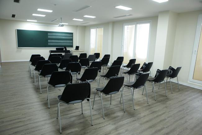 """Ghé phòng âm nhạc của sinh viên """"khủng"""" nhất Việt Nam - 15"""