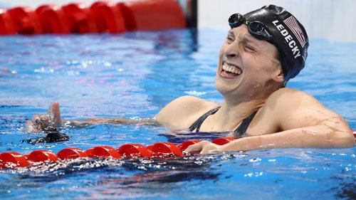 10 VĐV thống trị Olympic Rio: Phelps số 1, Bolt số 5 - 2