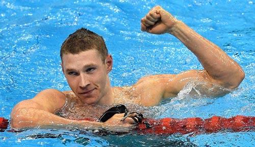 10 VĐV thống trị Olympic Rio: Phelps số 1, Bolt số 5 - 8