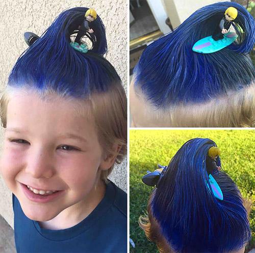 Sắp khai giảng, làm tóc đẹp cho con tới trường nào! - 7