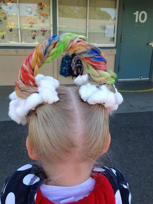 Sắp khai giảng, làm tóc đẹp cho con tới trường nào! - 9