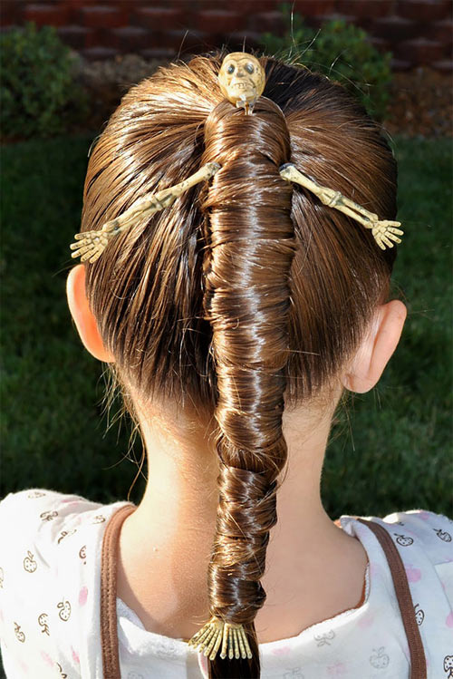 Sắp khai giảng, làm tóc đẹp cho con tới trường nào! - 10