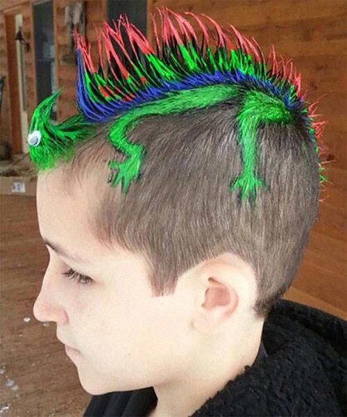 Sắp khai giảng, làm tóc đẹp cho con tới trường nào! - 12