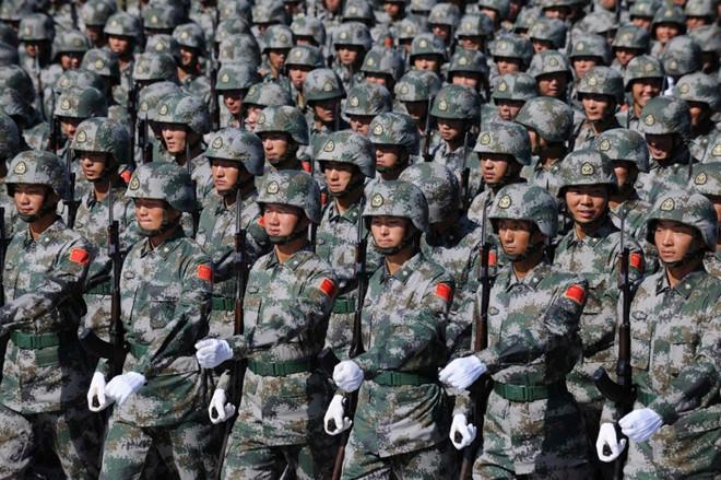"""Trung Quốc """"đại tu"""" quân đội, loại bỏ quân đoàn - 1"""