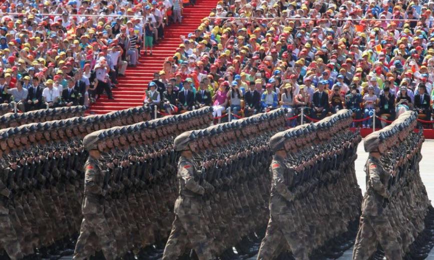 """Trung Quốc """"đại tu"""" quân đội, loại bỏ quân đoàn - 2"""
