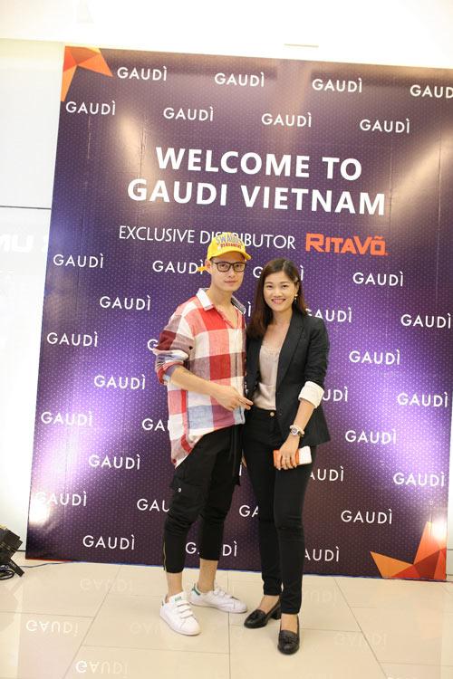 Khai trương cửa hàng Gaudì tại Saigon Centre – Lê Lợi - 2