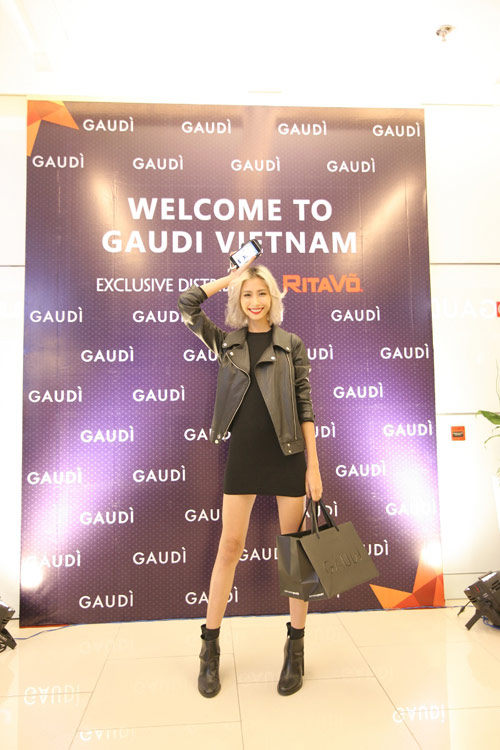Khai trương cửa hàng Gaudì tại Saigon Centre – Lê Lợi - 5