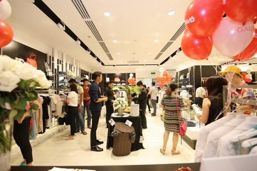 Khai trương cửa hàng Gaudì tại Saigon Centre – Lê Lợi - 9