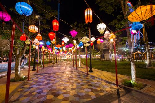 Trung thu rực rỡ sắc màu Châu Á tại Asia Park - 1