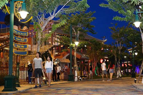 Trung thu rực rỡ sắc màu Châu Á tại Asia Park - 3