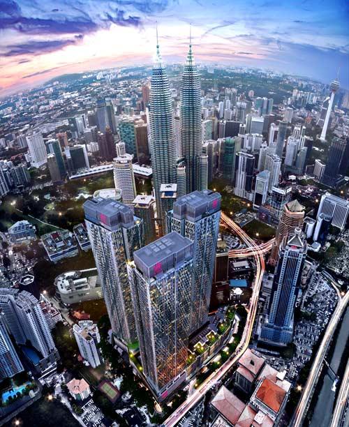 Anpha Holdings giới thiệu dự án siêu sang ngay vị trí vàng của Malaysia - 1