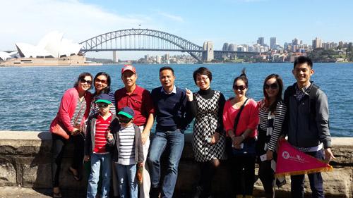 Bí quyết du lịch tiết kiệm với chùm tour Âu - Úc - Mỹ đồng giá - 2