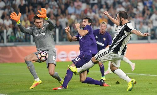 Higuain giải cứu Juve top 5 bàn đẹp nhất V1 Serie A - 1