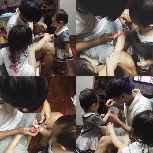 Lý do gia đình Lý Hải - Minh Hà được fan yêu mến - 4