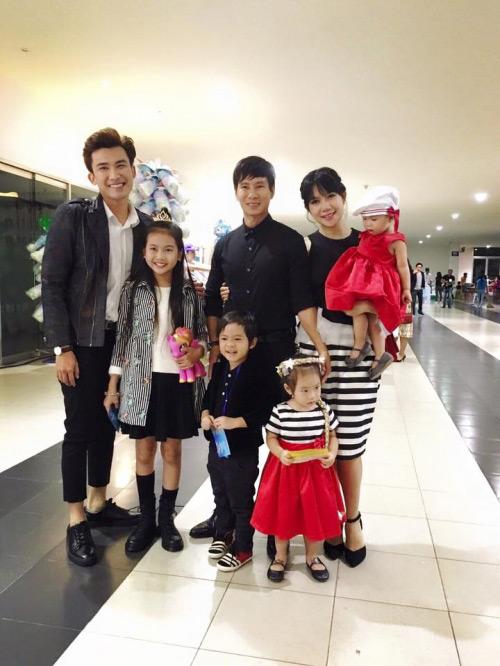 Lý do gia đình Lý Hải - Minh Hà được fan yêu mến - 8