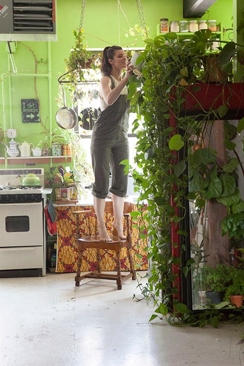 """Cô gái Mỹ biến ngôi nhà thành """"khu rừng"""" giữa phố - 14"""