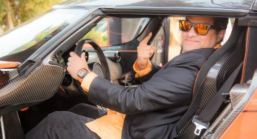 Lộ diện chủ nhân Koenigsegg Agera XS giá hàng chục tỷ đồng - 1