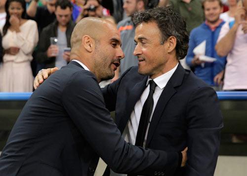 100 trận thắng đầu ở Barca: Enrique ăn đứt Pep - 1