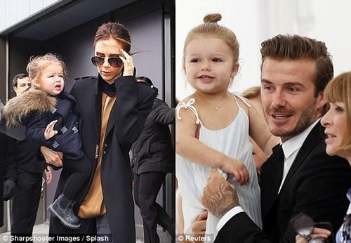 Cuộc sống trái ngược của con gái Beckham và Tom Cruise - 2