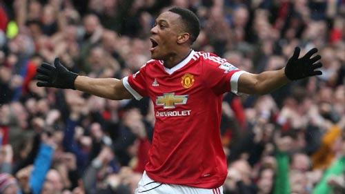 MU: Martial sa sút và viễn cảnh bị Mourinho bỏ rơi - 1