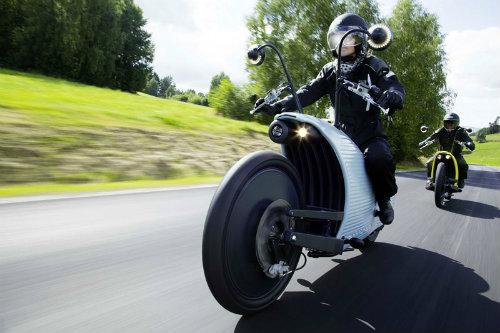 """Lạ mắt môtô điện """"độc"""" nhất chạy 201 km/lần sạc - 3"""