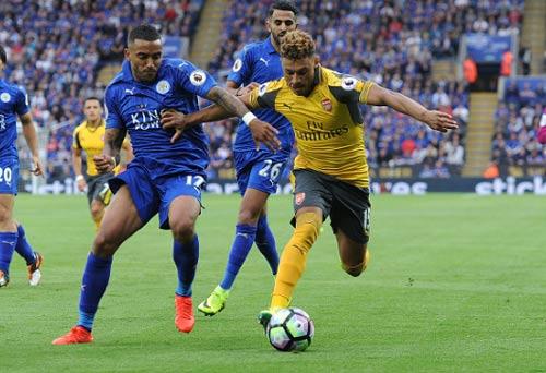Sống cam chịu và niềm tự hào giật lùi kiểu Arsenal - 1