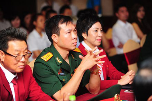 Hoàng Xuân Vinh muốn xây trường bắn hiện đại ở Việt Nam - 1