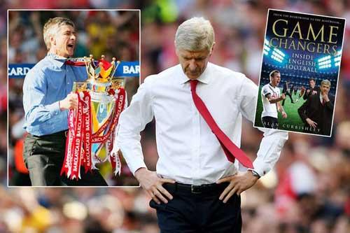 Khốn khổ: Wenger sợ hãi nếu phải rời Arsenal - 1