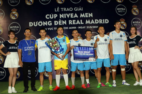 Kỳ phùng địch thủ tranh vé vàng đến Real Madrid - 4