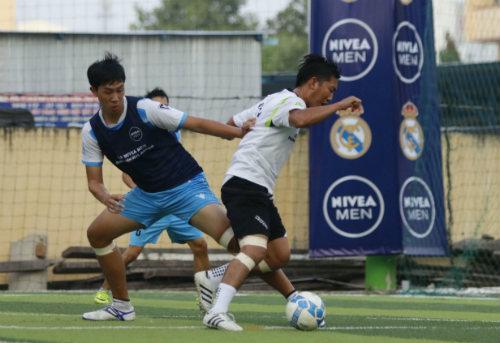 Kỳ phùng địch thủ tranh vé vàng đến Real Madrid - 2
