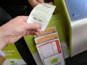 """Ireland: """"Vớ được"""" vé số trúng 157.000 USD trong túi"""