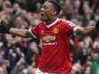 MU: Martial sa sút và viễn cảnh bị Mourinho bỏ rơi