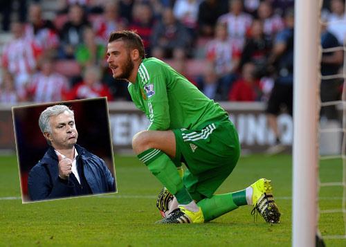 MU có Mourinho: De Gea qua những ngày khổ ải - 2
