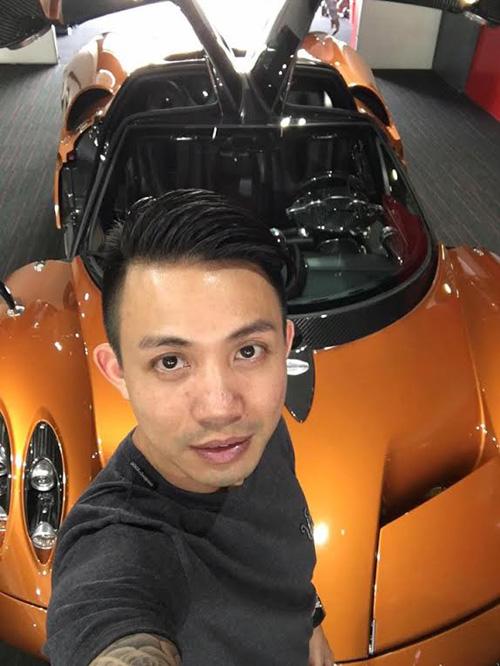 """Minh """"nhựa"""" úp mở về siêu xe """"khủng"""" sắp về Việt Nam - 1"""