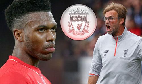 Sturridge không hài lòng với Klopp: Bão nổi ở Liverpool - 1
