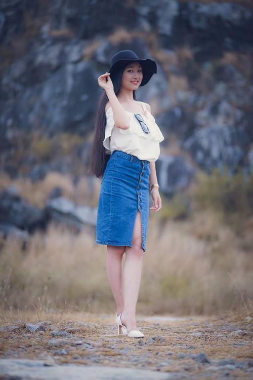 Mặt mộc xinh không ngờ của ứng viên Hoa hậu VN 2016 - 2