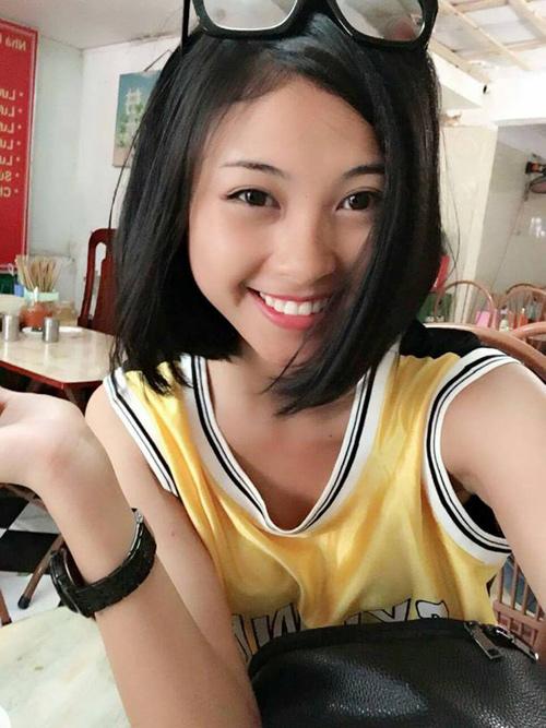 Mặt mộc xinh không ngờ của ứng viên Hoa hậu VN 2016 - 6