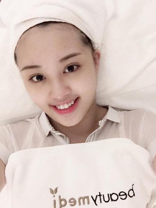 Mặt mộc xinh không ngờ của ứng viên Hoa hậu VN 2016 - 7