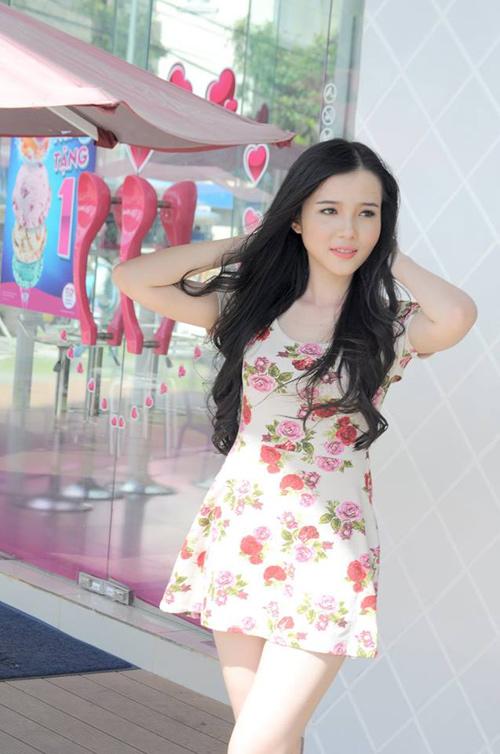 Mặt mộc xinh không ngờ của ứng viên Hoa hậu VN 2016 - 11